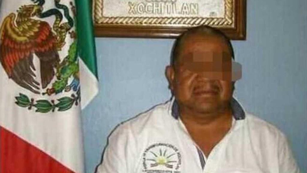 Asesina regidor de Puebla a sobrino por herir a su hijo - Regidor Esteban Delfino León. Foto de Milenio