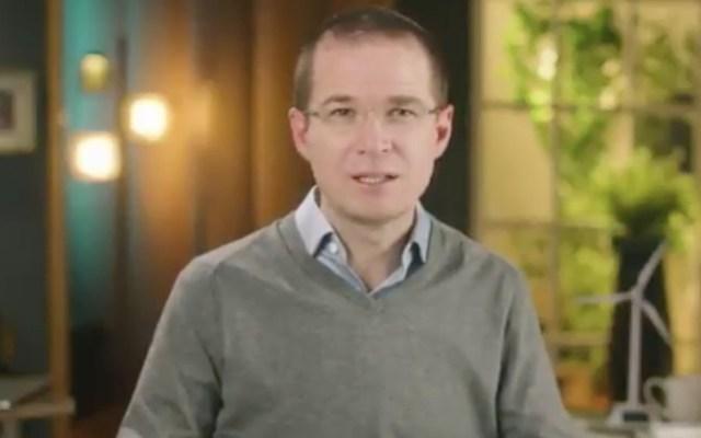 Ocurrencias y frasecitas de AMLO no llevan a ninguna parte, asegura Ricardo Anaya en nuevo video - Captura de pantalla