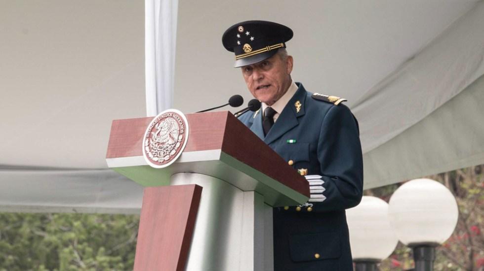 """Detención del exsecretario Salvador Cienfuegos es una """"muestra de descomposición del régimen"""", afirma AMLO"""