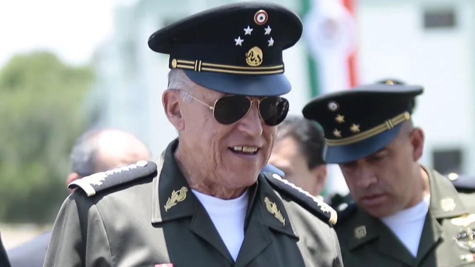 Interferencia de comunicaciones entre narcotraficantes permitió identificar a Salvador Cienfuegos como 'El Padrino' - Salvador Cienfuegos Sedena 2