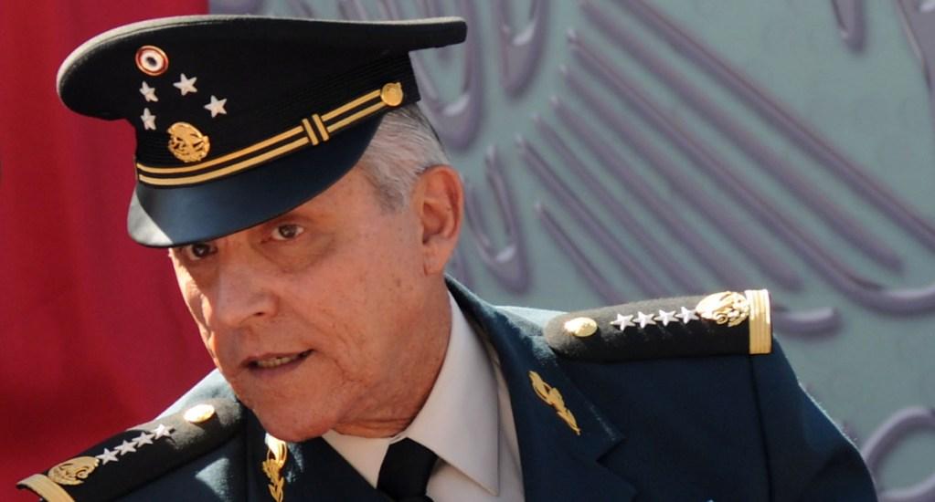 Desclasifica SRE nota diplomática a EE.UU. por detención del general Salvador Cienfuegos - Salvador Cienfuegos Sedena 5