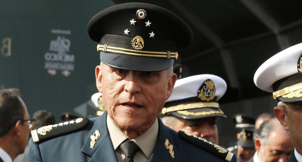 Retiro de cargos al general Cienfuegos muestra solidez de relación entre México y EE.UU., asegura SRE - Salvador Cienfuegos Sedena