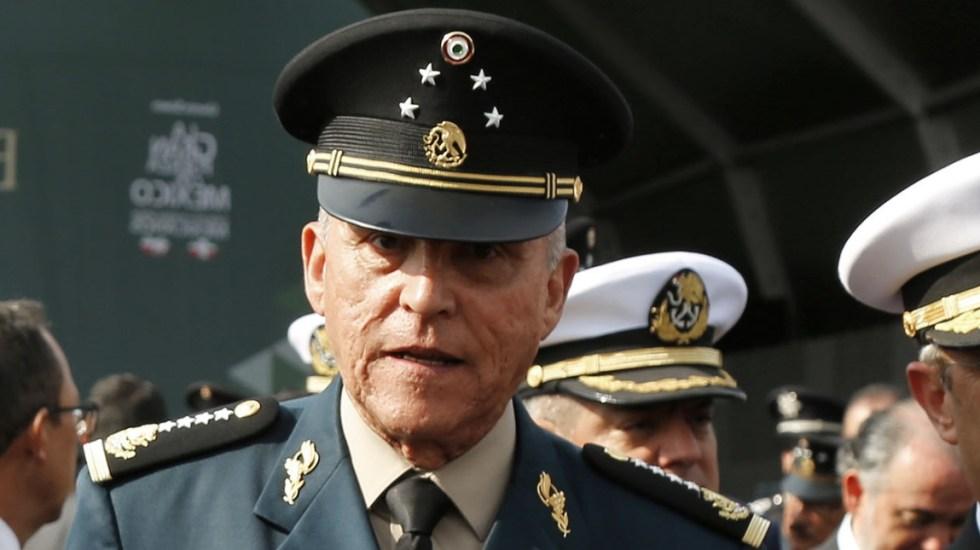 Salvador Cienfuegos queda libre de cargos en EE.UU. y volverá inmediatamente a México - Salvador Cienfuegos Sedena