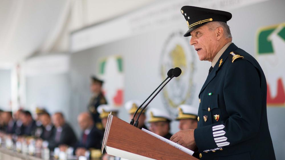 EE.UU. ha sido irresponsable al arrestar a Cienfuegos, opina Jorge Castañeda - Foto de Presidencia de la República