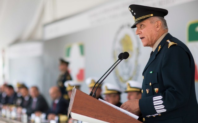 AMLO no descarta investigación en México contra Salvador Cienfuegos - Foto de Presidencia de la República