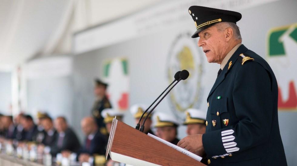Jueza se pronunciará este miércoles en audiencia a Salvador Cienfuegos sobre solicitud de retirar cargos - Foto de Presidencia de la República