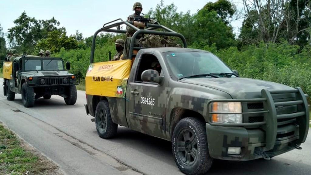 PRI propondrá que gobierno sufrague gastos legales de soldados y elementos juzgados en el extranjero. Noticias en tiempo real