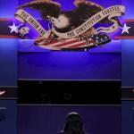 #LosColoresDelMundo Se borró el desastre del primer debate presidencial - Donald Trump y Joe Biden durante el Segundo Debate Presidencial de Estados Unidos. Foto de EFE/EPA/Chip Somodevilla / POOL