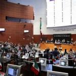 Senado recibe minuta de reforma a Ley de la Industria Eléctrica