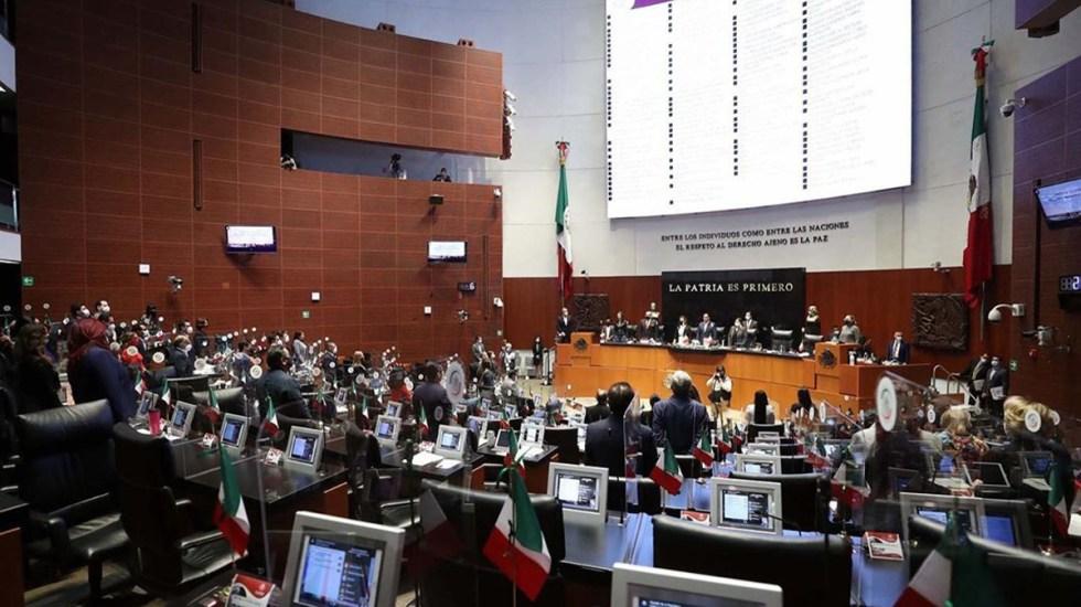 Aprueba Senado sesiones a distancia tras más casos de COVID-19 - Senado de la República. Foto de @senadomexico