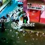 #Video Sicarios caen de motocicleta tras asesinar a hijo de operadora de 'El Lunares'