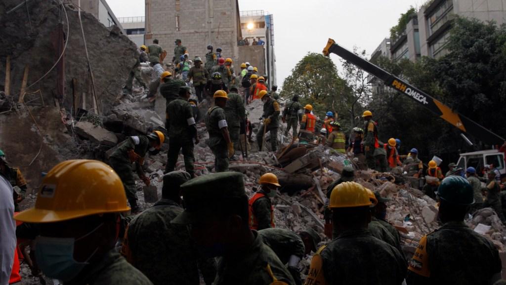 Unesco premia a Ciudad de México por resiliencia en sismos y COVID-19 - Ciudad de México CDMX sismos 2017