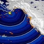 Réplicas posteriores por sismo en el sur de Alaska; advertencia de tsunami se degrada