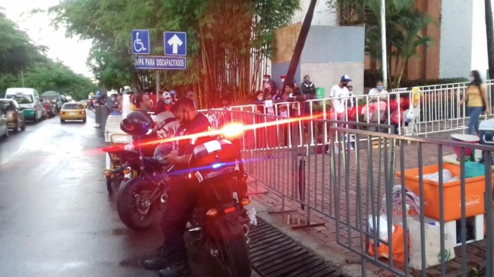 #Video Bloquean carreteras en Tabasco para exigir apoyos tras afectaciones por inundaciones - Foto de Televisión Tabasqueña