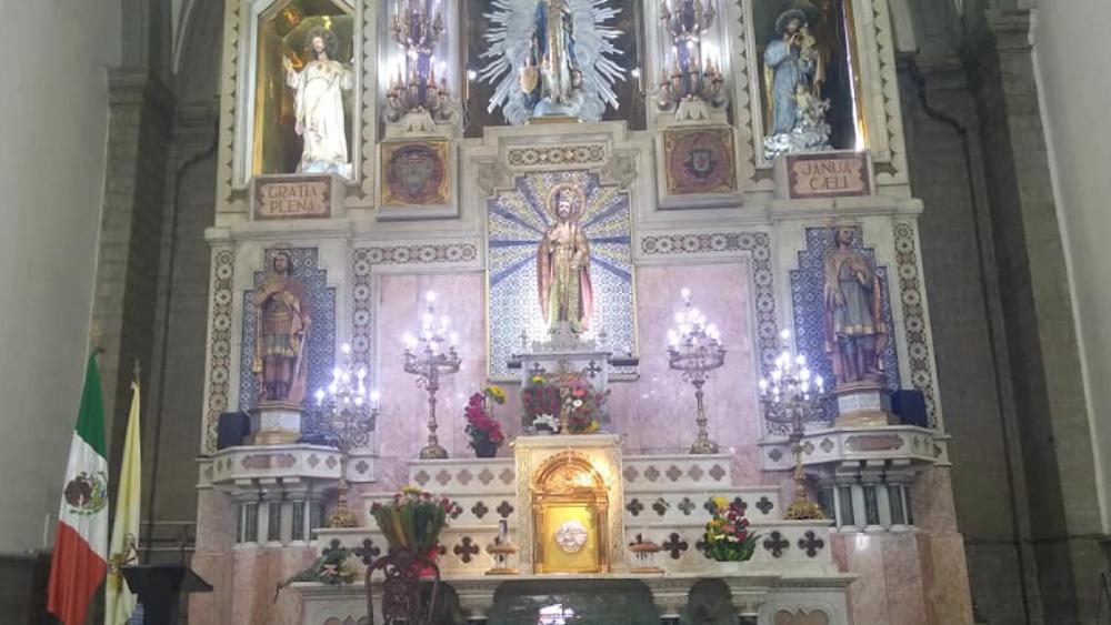 ¿Dónde se podrá ver la misa de celebración a San Judas Tadeo?. Noticias en tiempo real