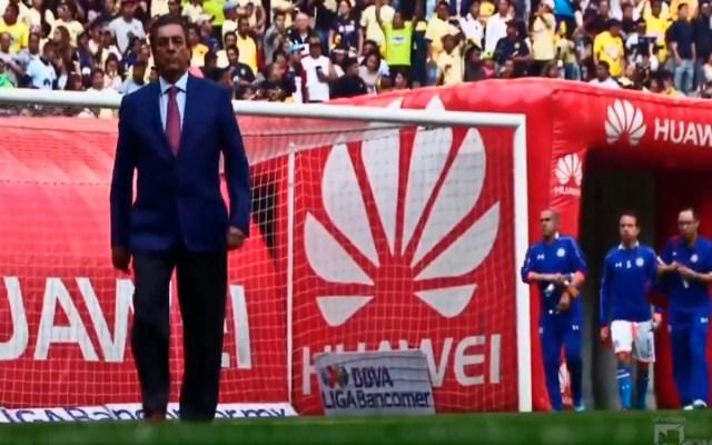 Tomás Boy es el nuevo entrenador del Mazatlán FC lo que resta de la temporada Guard1anes 2020 - Tomás Boy, nuevo entrenador del equipo Mazatlán FC. Foto captura de pantalla