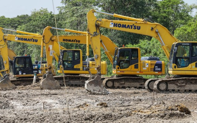 México descubre dos mil 187 monumentos históricos en las obras del Tren Maya - Foto de lopezobrador.org.mx