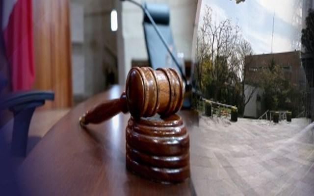 """""""La única presión que hay es la de la Constitución y la Ley"""", señala magistrado presidente del Tribunal Electoral - Foto Facebook TEPJF"""