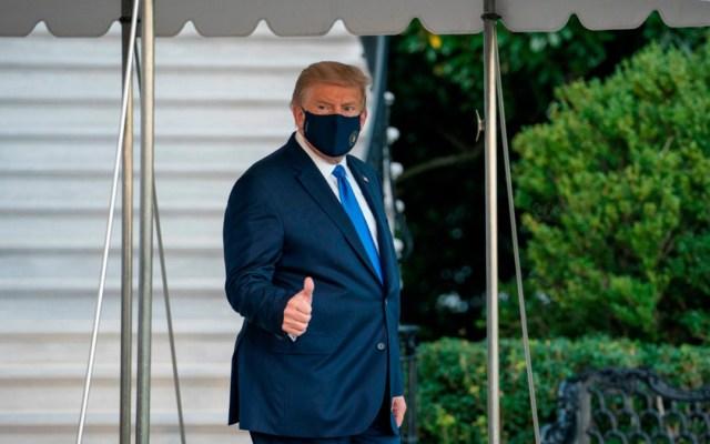 La bondad arancelaria, una cruzada de Trump - Presidente Donald Trump. Foto de EFE