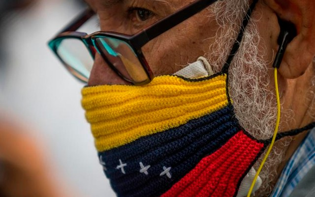 Asegura Nicolás Maduro que científicos de Venezuela desarrollaron medicamento contra COVID-19 - Las autoridades venezolanas han localizado en el último día 423 nuevos casos de COVID-19, con lo que la cifra total se eleva a 89 mil 565 infectados. EFE/Miguel Gutiérrez/Archivo
