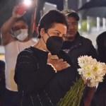 """""""De algo se tiene que morir la gente"""", responde alcaldesa de Xico ante inauguración de Villa navideña"""