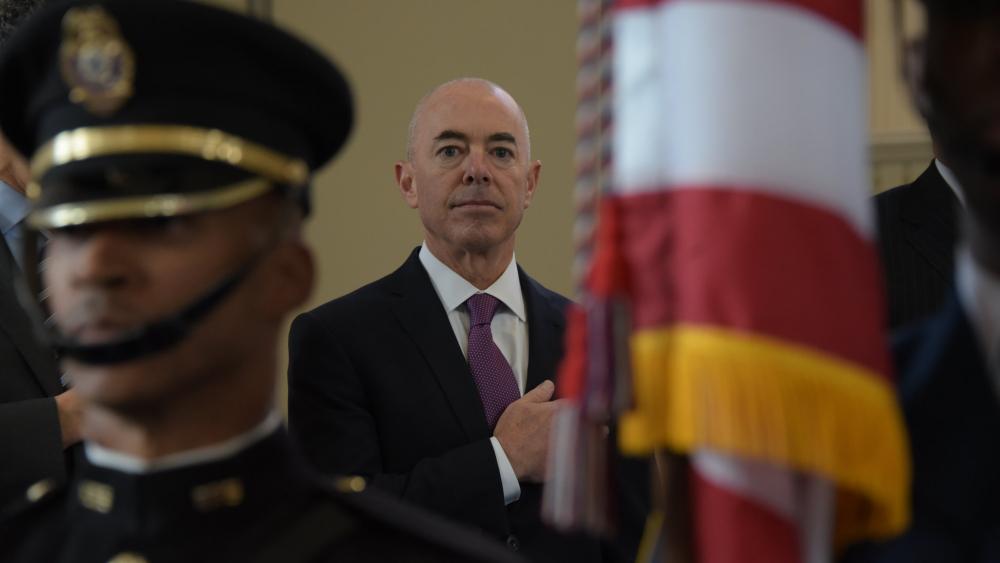 Un cubanoestadounidense encabezará el equipo de seguridad nacional de Joe Biden - Foto de U.S. Department of Homeland Security