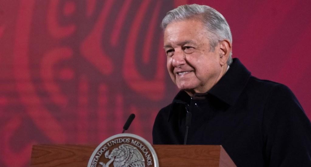 Cabal Peniche no es cercano a nuestro proyecto: López Obrador - Andrés Manuel López Obrador. Foto de Gobierno de México