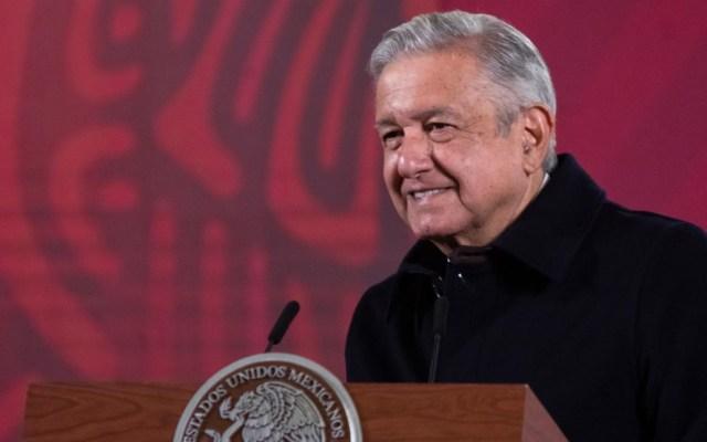 Dicta INE medidas cautelares contra AMLO por críticas a posible alianza entre PRI y PAN - Andrés Manuel López Obrador. Foto de Gobierno de México