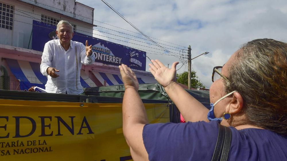 Están sentadas bases de Cuarta Transformación, asegura López Obrador - Foto de lopezobrador.org.mx