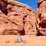 Desaparece monolito metálico del desierto de Utah
