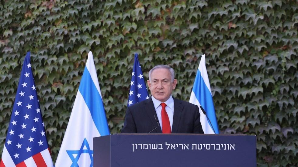 Netanyahu habla con Biden por primera vez desde elecciones presidenciales; acuerdan reunirse pronto - Foto de EFE