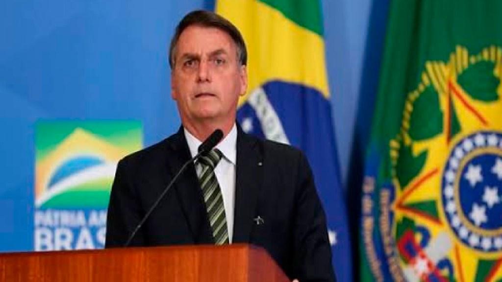 """Bolsonaro advierte sobre posible """"injerencia externa"""" en elección de EE.UU. - Foto Twitter @jairbolsonaro"""