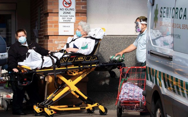Estados Unidos supera las 600 mil muertes por COVID-19 - Foto de EFE