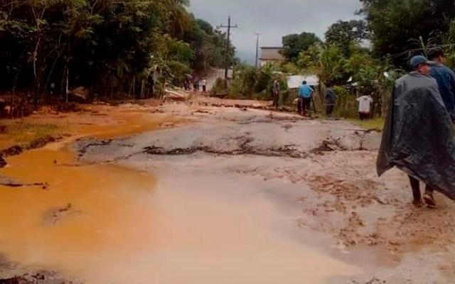 Aumenta a 27 cifra de muertos por 'Eta' en México; se confirman dos decesos más en Chiapas - Foto Twitter @pcivilchiapas