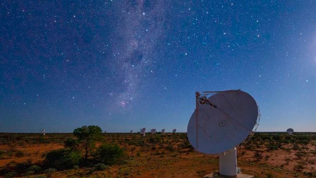 Científicos crean mapa con 3 millones de galaxias, algunas nunca antes vistas - Científicos australianos crean un mapa de 3 millones de galaxias en 300 horas. Foto EFE