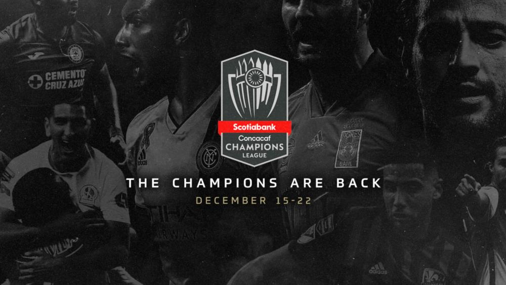 Reanudarán en diciembre la Liga de Campeones de la Concacaf