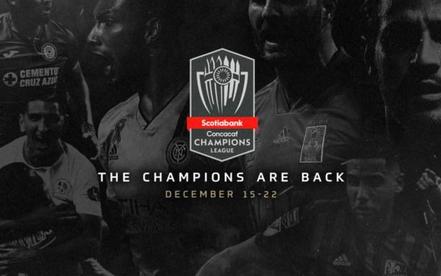 Reanudarán en diciembre la Liga de Campeones de la Concacaf - Foto de Concacaf