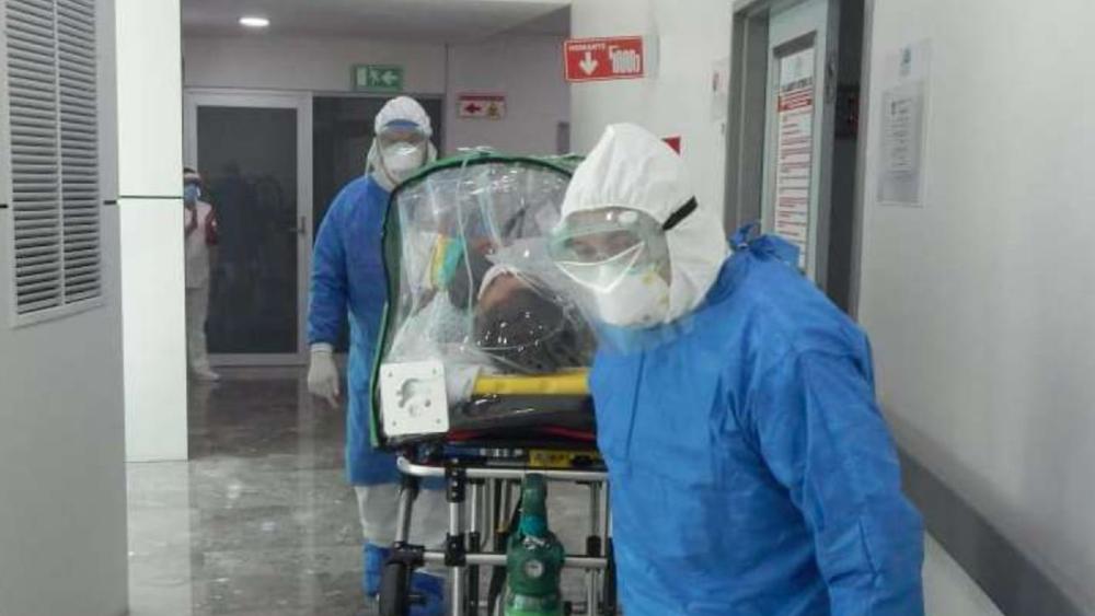 Alerta Rosas Aispuro que no hay suficiente personal de Salud para atender COVID-19; regreso a Semáforo Rojo es para proteger a ciudadanos - Foto de @SSDurango