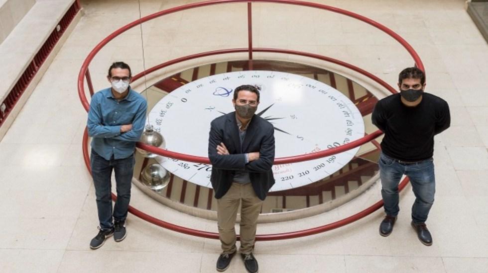 Científicos crean cristales de tiempo, un nuevo estado de la materia - Foto de EFE