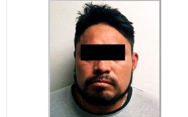 Detienen en Puebla a líder de banda acusada por asesinato de estudiantes de medicina - Detienen en Puebla a líder de la banda acusada del asesinato de tres estudiantes de medicina y conductor de Uber. Foto Twitter @FiscaliaPuebla