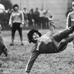 Diego Maradona, el hombre mitológico - Naples (Italy), 25/11/2020.- (FILE) - An undated archive image shows Diego Maradona during a training session with his team, the Italian Serie A side Napoli. Diego Maradona has died after a heart attack on 25 November 2020. (Atentado, Italia) EFE/EPA/ANSA