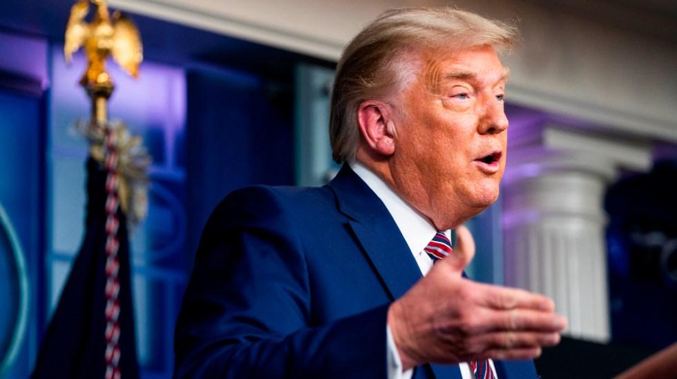 Bloqueo de Trump a la transición cumple dos semanas sin lograr su objetivo - Foto dde EFE