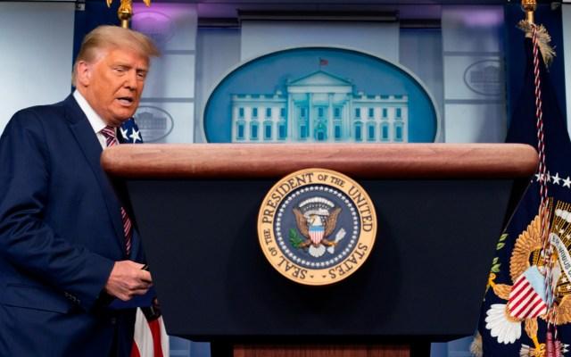 Medios critican estrategia de Trump al acusar de fraude electoral sin pruebas - Foto de EFE