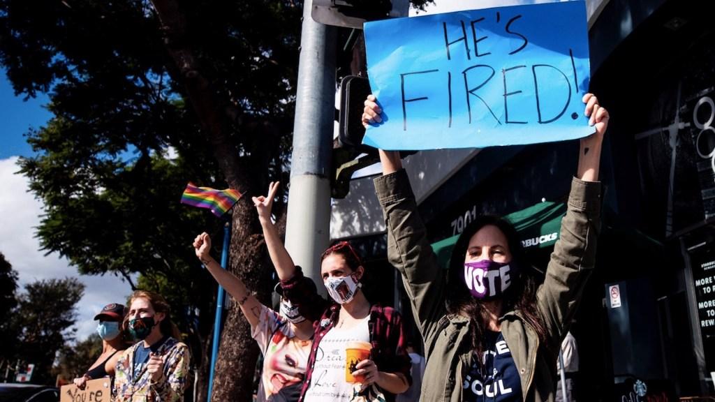 Grupos de latinos felicitan a Biden y le piden nuevas medidas migratorias - Foto de EFE