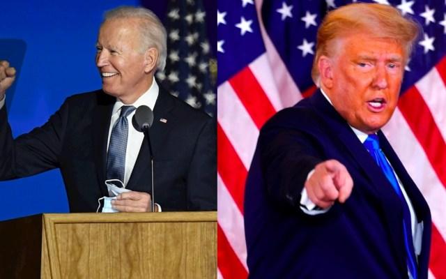 Casa Blanca aprueba que Biden reciba resumen diario del presidente Trump - Donald Trump Biden Estados Unidos