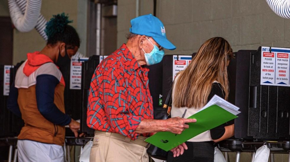 Donald Trump gana en Texas, segundo estado de mayor peso en el Colegio Electoral - Foto de EFE
