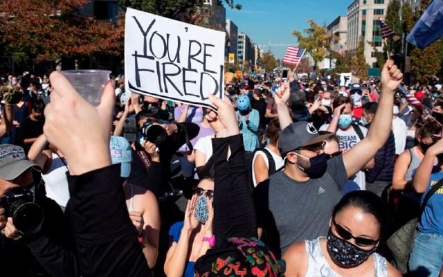 Políticos reaccionan ante el triunfo de Joe Biden en las elecciones presidenciales de EE.UU. - Foto EFE