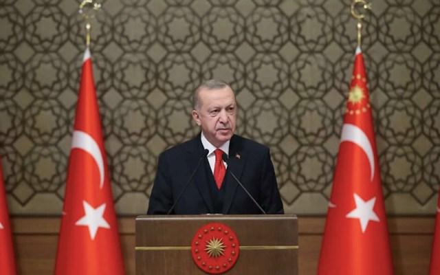 Erdogan felicita a Biden por triunfo en las elecciones; asegura que continuarán contribución a la paz mundial - Foto de Presidencia de Turquía