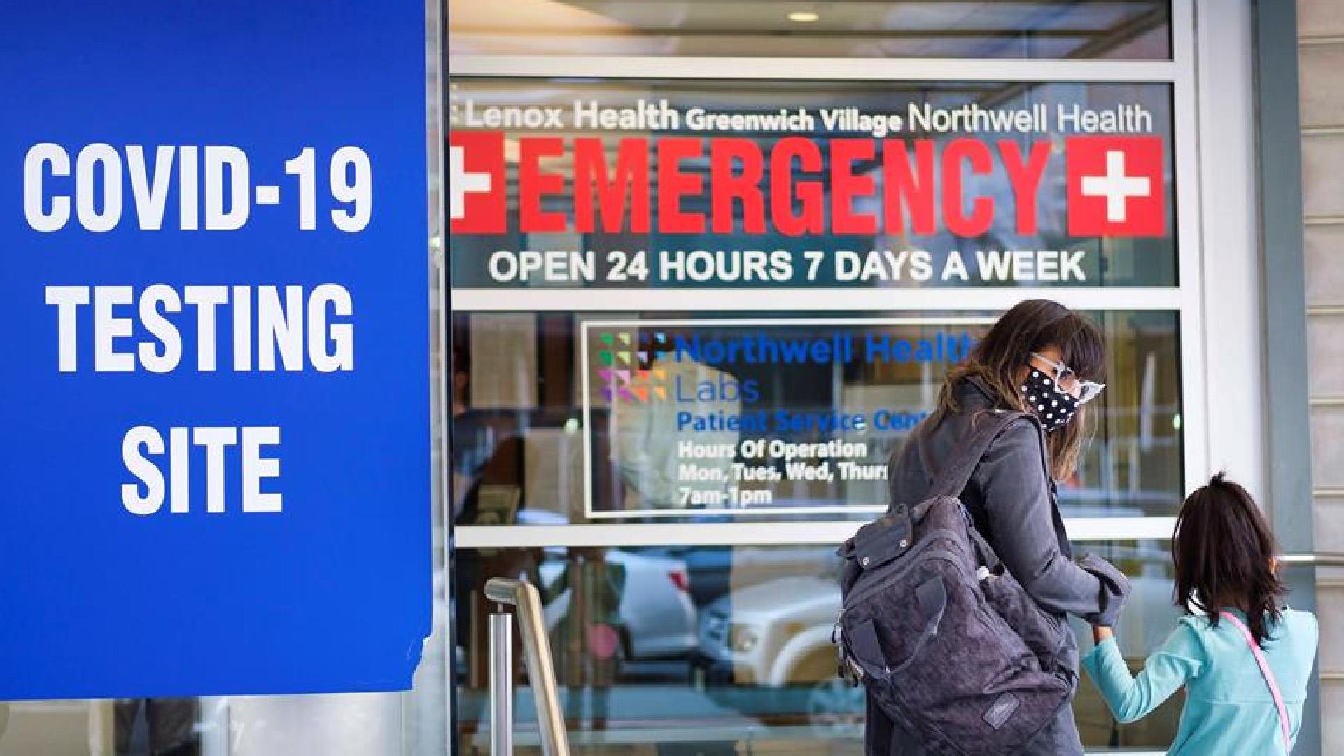 Estados Unidos supera el umbral de 12 millones de casos de coronavirus