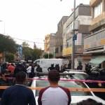Asesina encargado de farmacia a presunto extorsionador en Iztacalco
